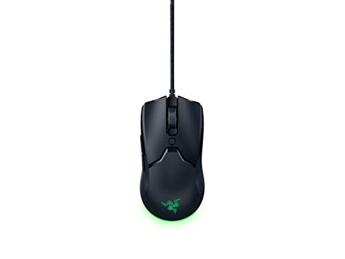 Razer Viper Mini Gaming Mouse Ratón ambidiestro, Solo 61 g, Sensor Óptico de 8500 DPI, Cable...