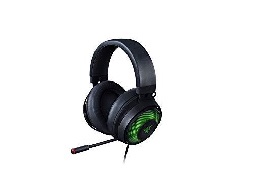 Razer Kraken Ultimate Auriculares Gaming USB, Con Micrófono con cancelación activa de ruido,...
