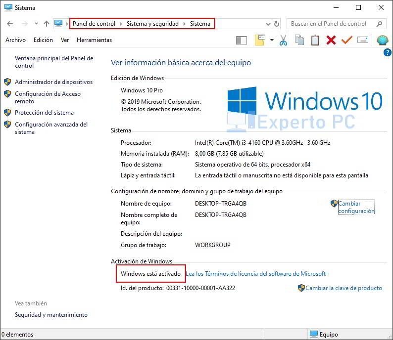 comprobar-si-windows-10-esta-activado