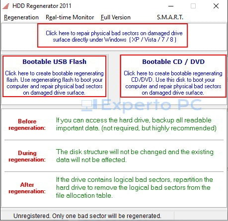 usar-hdd-regenerator