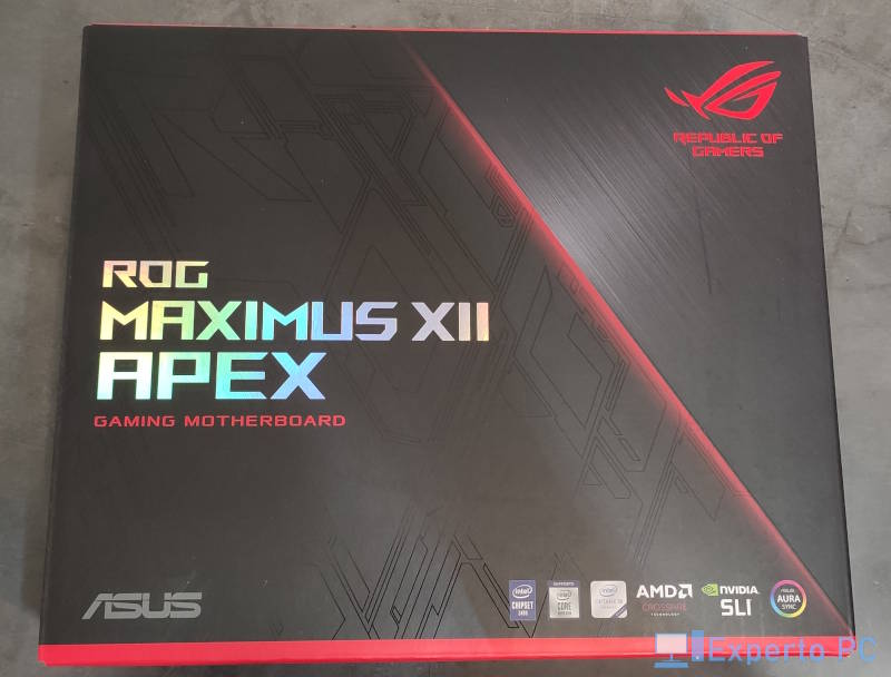 Asus Maximus XII Apex review 1