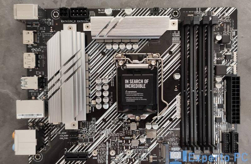 Asus Prime Z490-P Review 2