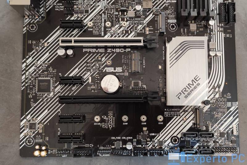 Asus Prime Z490-P Review 3
