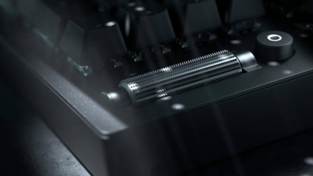 Razer Blackwidow V3 rueda multifuncion