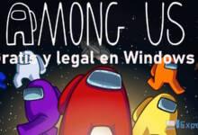 Cómo descargar Among US gratis y legal en Windows 10