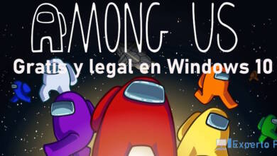 Cómo descargar Among US gratis y legal en Windows 10