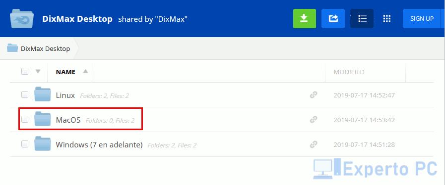 Descargar DixMax gratis para Mac 3