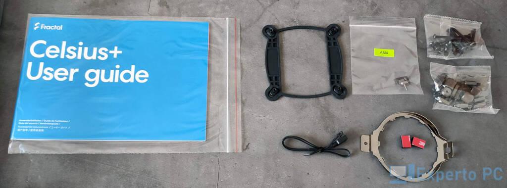 Fractal Design Celsius+ S28 Dynamic accesorios