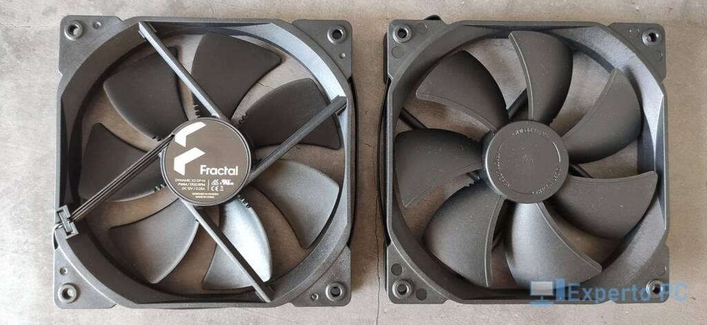 Fractal Design Celsius+ S28 Dynamic ventiladores1