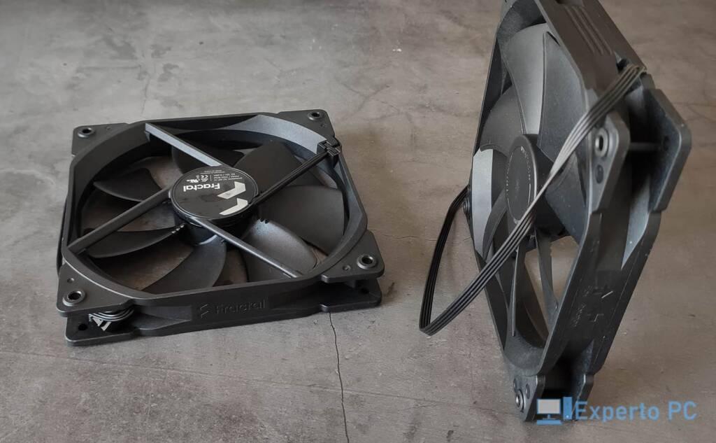 Fractal Design Celsius+ S28 Dynamic ventiladores2