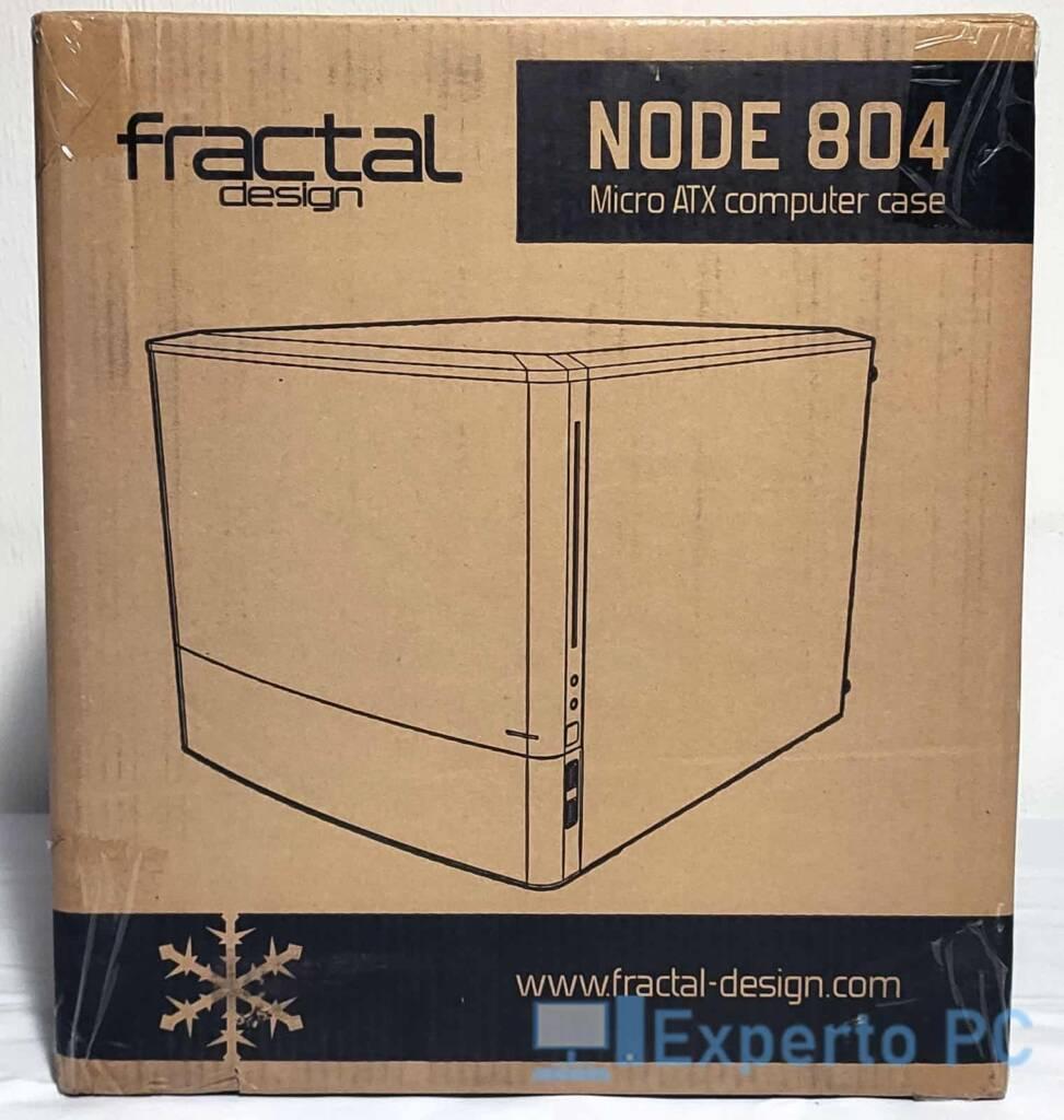 Fractal Design Node 804 delantera