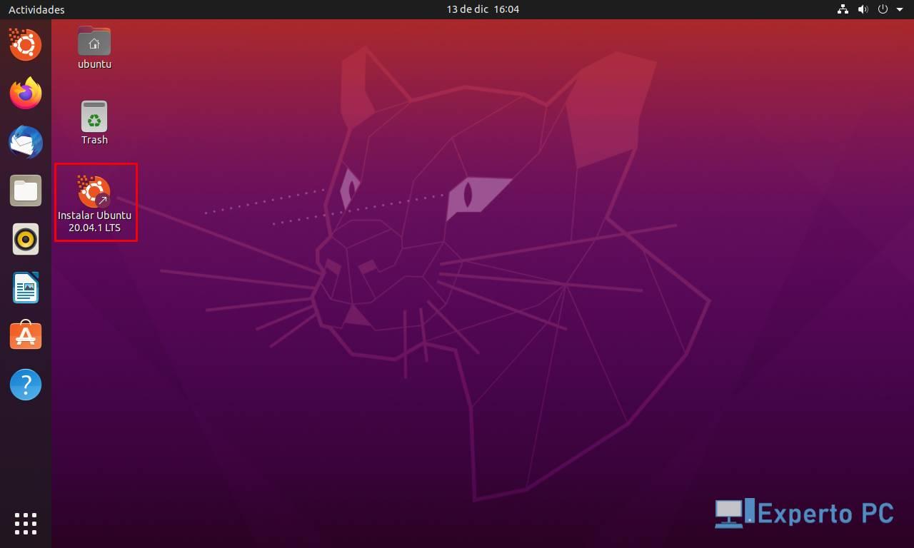 Instalar sistema operativo en VirtualBox 8