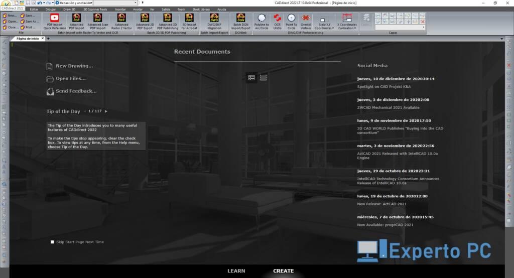 Print2CAD DWG editor para Windows 10 3