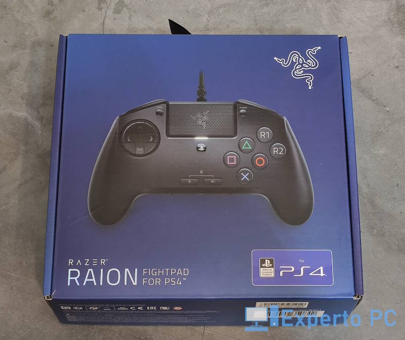 Razer Raion review caja 2