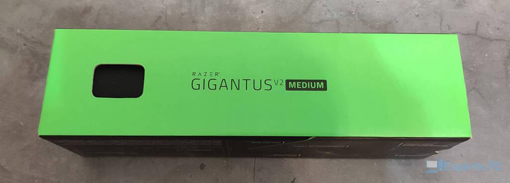 Razer Gigantus V2 Medium Caja3 7