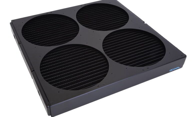 Photo of Anunciados 5 nuevos radiadores de cobre Alphacool NexXxoS
