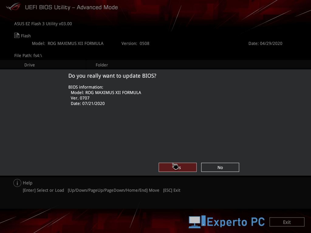 asus maximus xii formula review bios 2 25