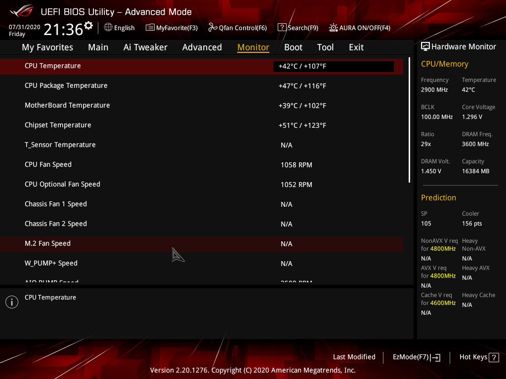asus rog strix z490 e gaming review bios 12 46