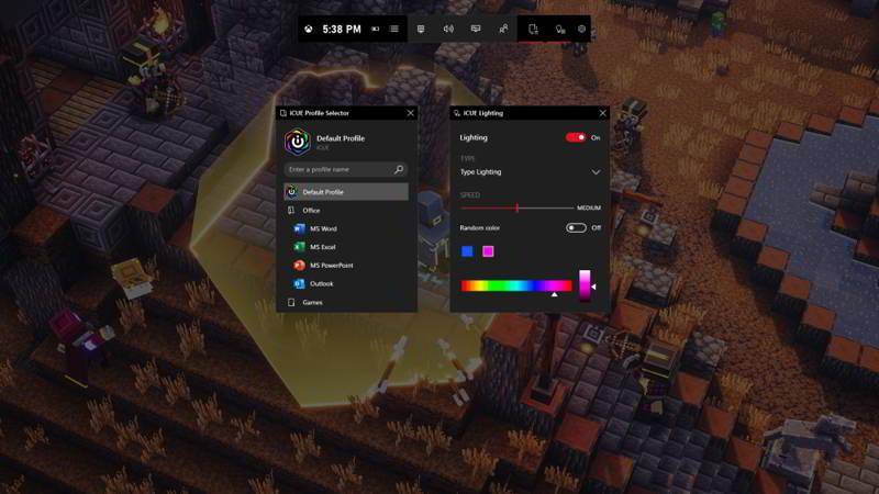 corsair anuncia la integracion dinamica de icue con hyper scape 4 6