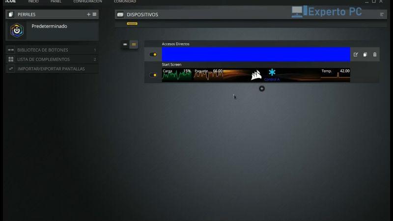 corsair icue nexus companion review software icue 15 43