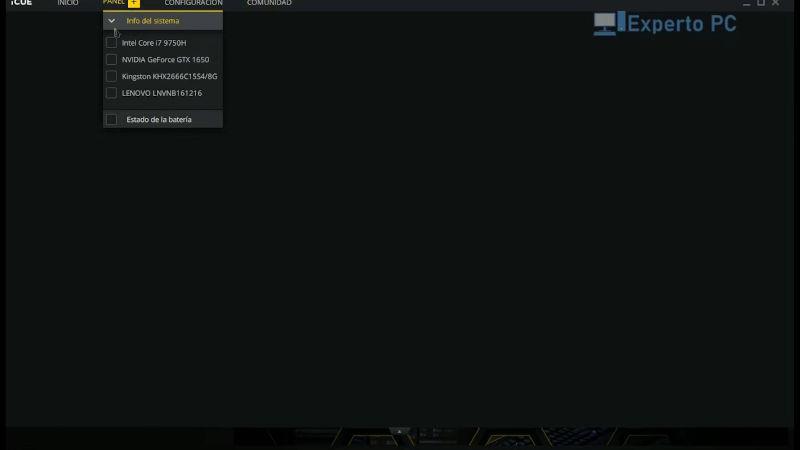 corsair icue nexus companion review software icue 2 11