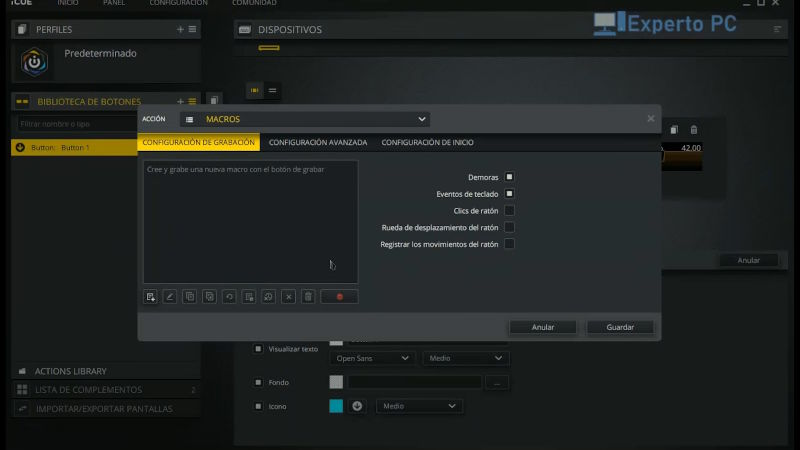 corsair icue nexus companion review software icue 5.1 17