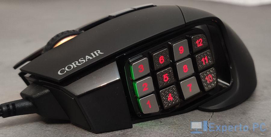 corsair-scimitar-rgb-elite-review-botones
