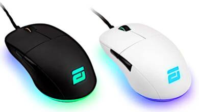Photo of Ya disponible el ratón Endgame Gear XM1 RGB