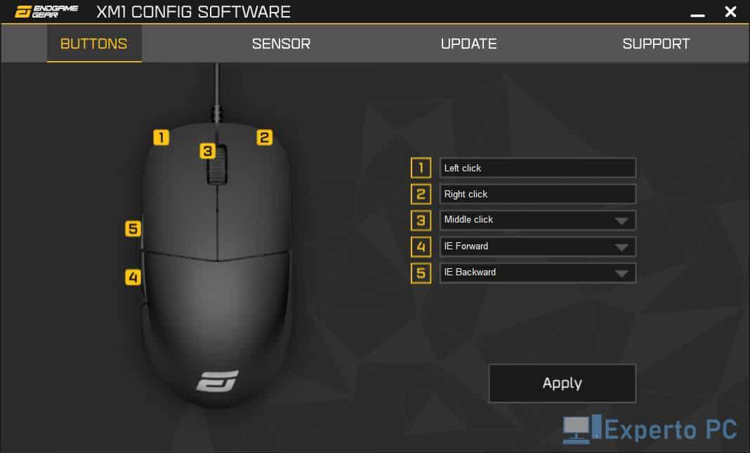 endgame gear xm1 v2 software buttons 25