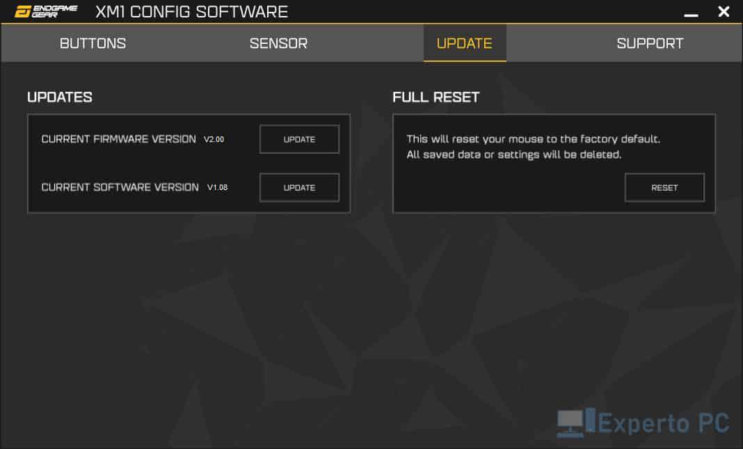 endgame gear xm1 v2 software update 29