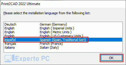 instalar gratis Print2CAD para Windows 10 2