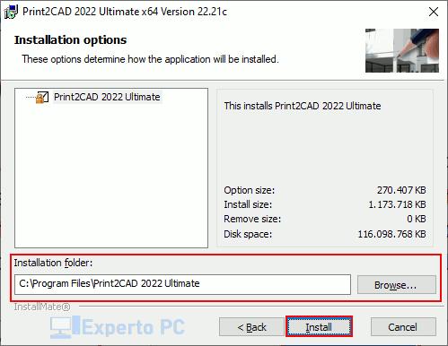 instalar gratis Print2CAD para Windows 10 6