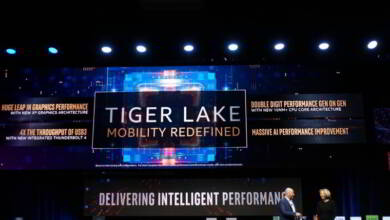 Photo of Intel Tiger Lake con 8 núcleos Willow Cove a 10 nm para 2021