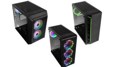 Photo of Kolink anuncia sus nuevas cajas con mucho RGB