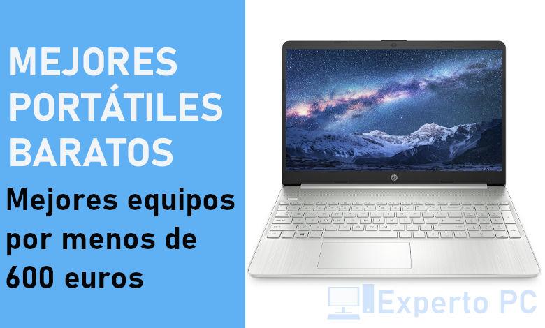 Photo of Los mejores portátiles baratos y buenos