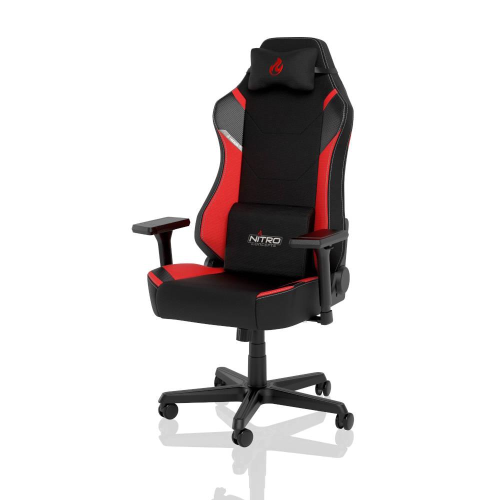 nitro concepts x1000 rojo 8