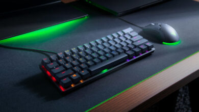 Photo of Razer Huntsman Mini, el primer teclado 60% de la marca