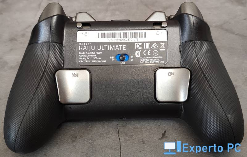 razer-raiju-ultimate-review-botones-extra