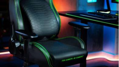 Photo of Razer Iskur, la primera silla gaming de Razer