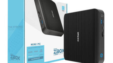 Photo of Zotac ZBOX C-series Edge C1341, nuevo Mini PC ideal para tu salón
